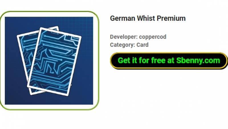 Premium Whist Ġermaniż