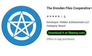 O jogo de cartas cooperativas Dresden Files + MOD