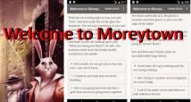 Bienvenue sur Moreytown + MOD