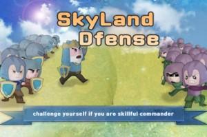 SkyLand دفاع