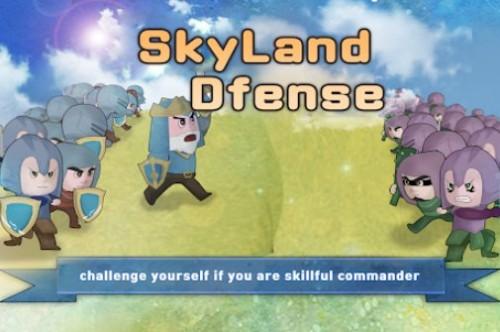 SkyLand-Verteidigung