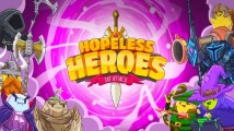 Hopeless Heroes: Tap Attack + MOD