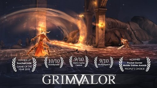 Grimvalor + MOD