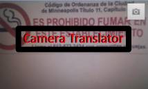 Camera Translator + MOD