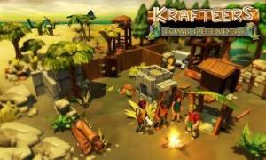 Krafteers: battle for survival + MOD
