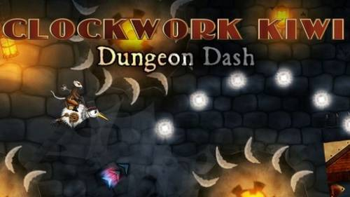 Clockwork Kiwi: Dungeon Dash