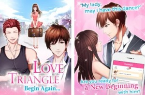 Otome Game - Love Triangle + MOD