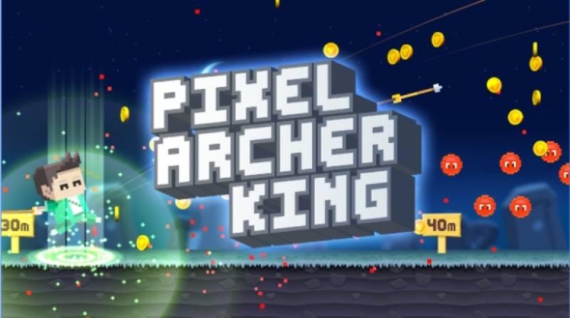 Pixel Archer König + MOD