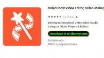 VideoShow Video Editor, Video Maker, Beauty Camera + MOD