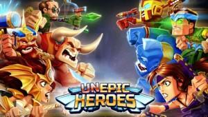 Unepic Heroes: stratégie de la guilde des invocateurs RPG + MOD