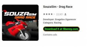 SouzaSim - Drag Race + MOD