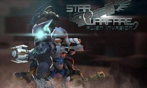 Star Warfare:Alien Invasion HD + MOD