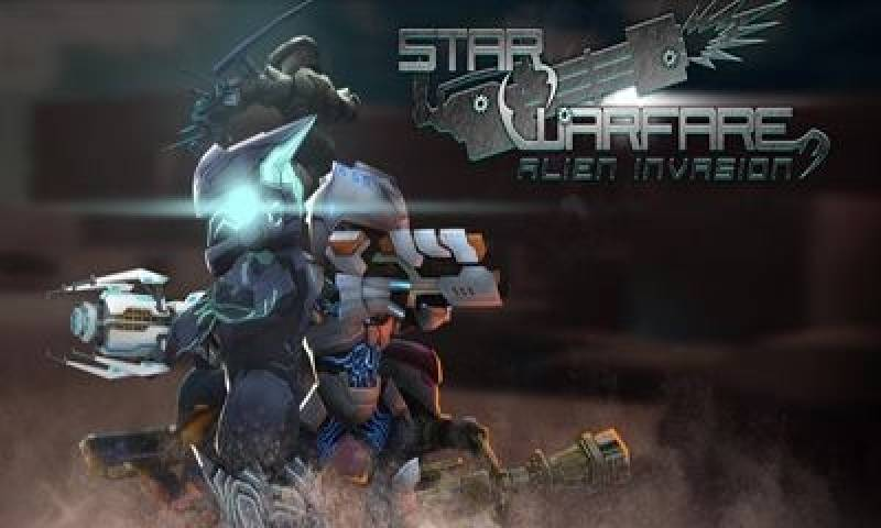 Estrella de Guerra: Alien Invasion HD + MOD