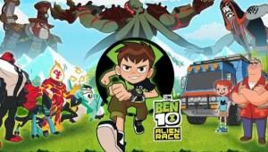 Ben 10 Alien Race + MOD