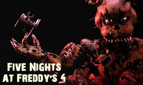 Five Nights at Freddy`s 4 + MOD