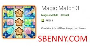 Magic Match 3 + MOD