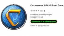 Carcassonne: Official Board Game -Tiles & amp; Táticas