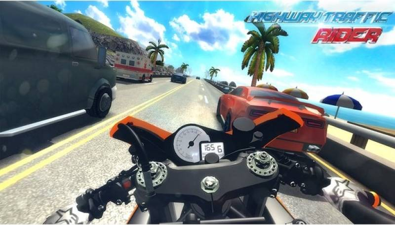 Highway Traffic Rider + MOD