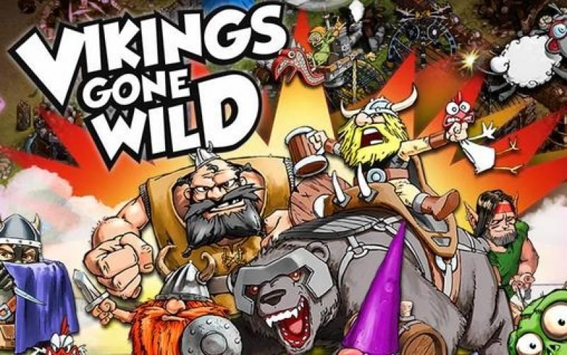 Vikings Gone Wild + MOD