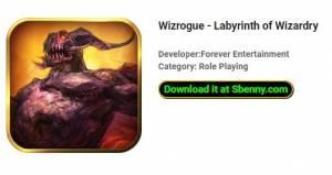 Wizrogue - Labyrinthe de la sorcellerie + MOD