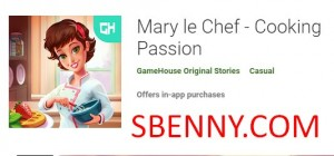 Mary le Chef - Passion Cooking + MOD
