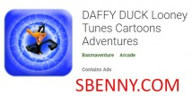 DAFFY DUCK Looney Tunes 만화 모험 + MOD