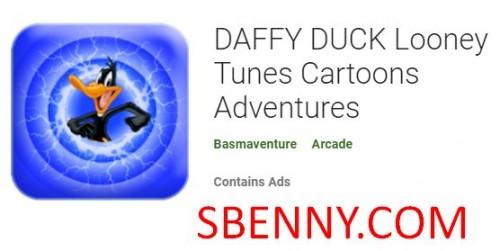 DAFFY DUCK Looney Tunes 만화 모험 + MOD