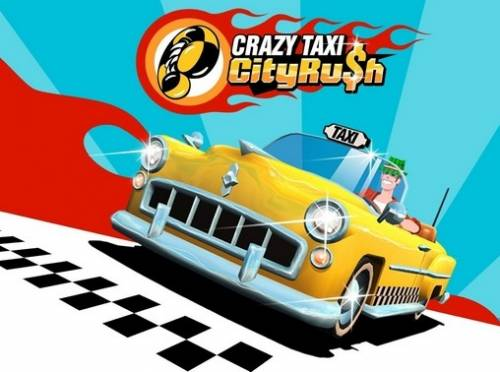 Crazy Taxi™ City Rush + MOD