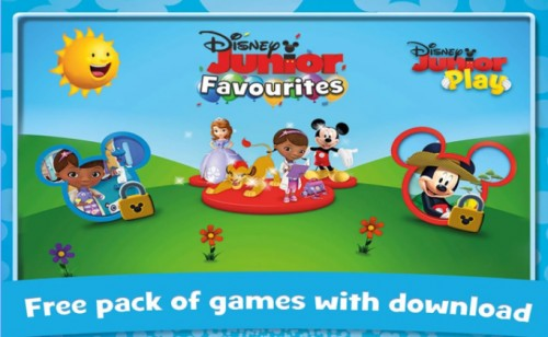 Disney Junior Play + MOD