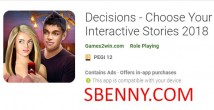 Entscheidungen - Wählen Sie Ihre interaktiven Geschichten 2018 + MOD