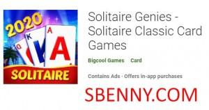 Solitaire Genies - Solitaire Classic Kartenspiele + MOD