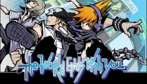 The World Ends With You + MOD