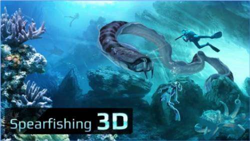 Spearfishing 3D + MOD