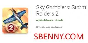 Jugadores del cielo: Storm Raiders 2