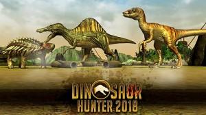 Охотник за динозаврами 2018 + MOD
