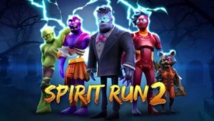 Spirit Run 2 - Tempelzombie + MOD
