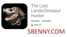 Les terres perdues: chasseur de dinosaures