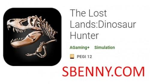Die Verlorenen Länder: Dinosaurierjäger