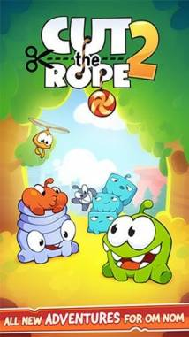 Cut The Rope 2 + MOD