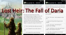 Héritier perdu: La chute de + MOD Daria