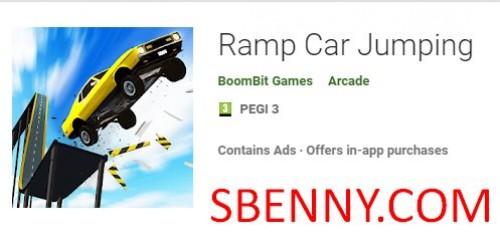 Rampa Car Jumping + MOD