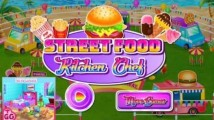 Street Food Kitchen Chef - Gioco di cucina + MOD
