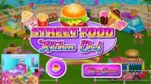 Chef cuisinier Street Food - Jeu de cuisine + MOD