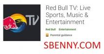 Red Bull TV: Esportes ao vivo, música e Entretenimento + MOD