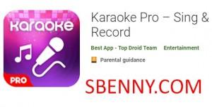 Karaoke Pro - Sing & amp; запись