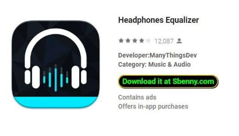 Headphones Equalizer + MOD