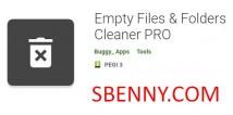 Пустые файлы & amp; Папки Cleaner PRO