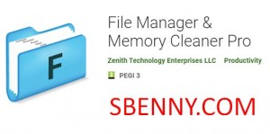 File Manager & Memory Cleaner Pro