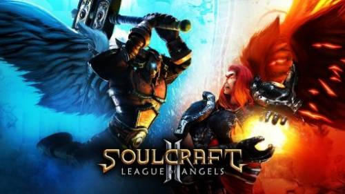 SoulCraft 2 - League of Angels