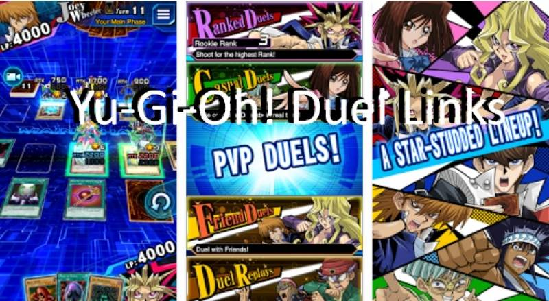 Yu-Gi-Oh! Duel Enlaces + MOD